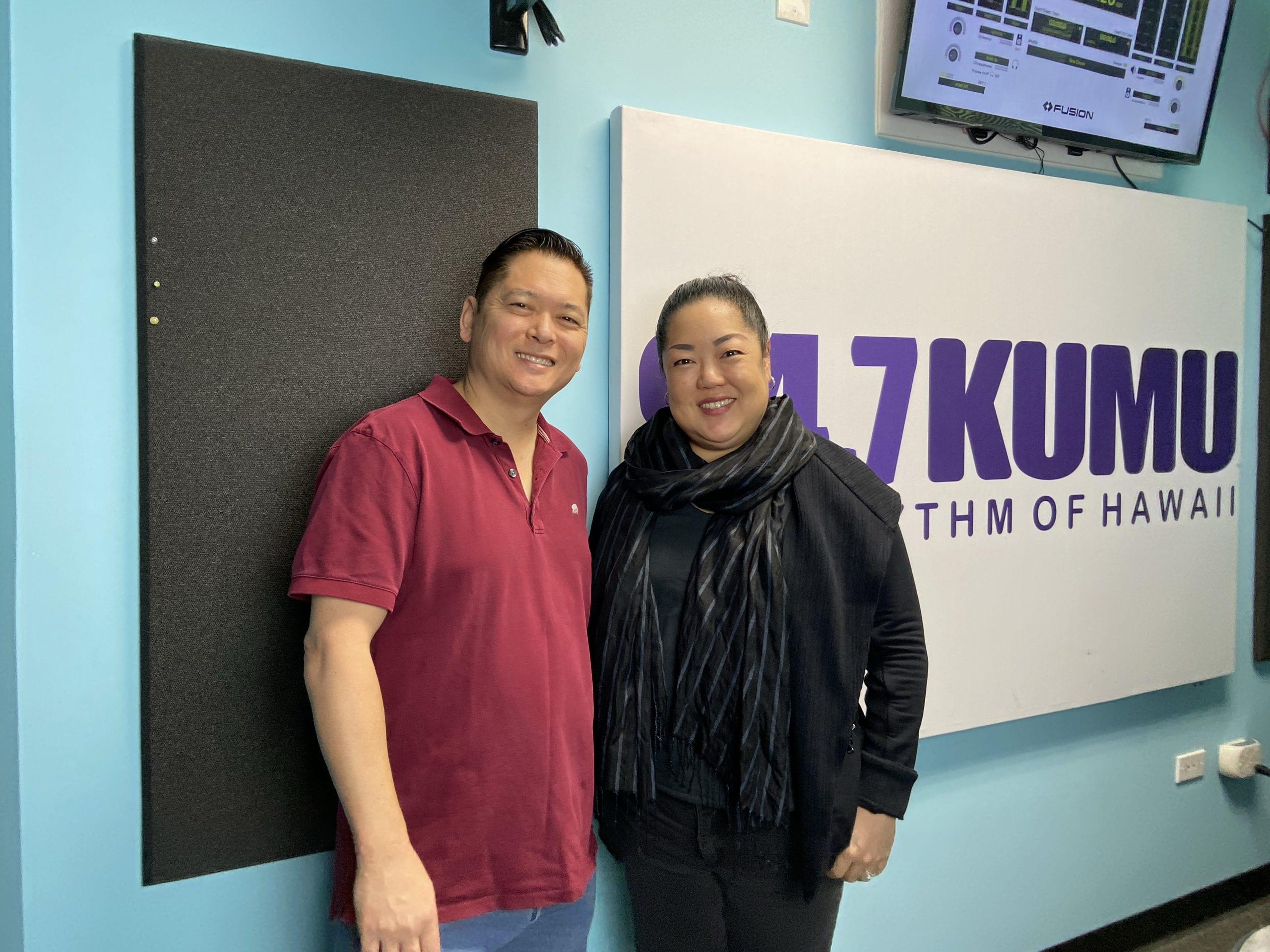 Hawaii Matters Host Devon Nekoba with Trisha Kajimura, Executive Director for Mental Health America of Hawaii