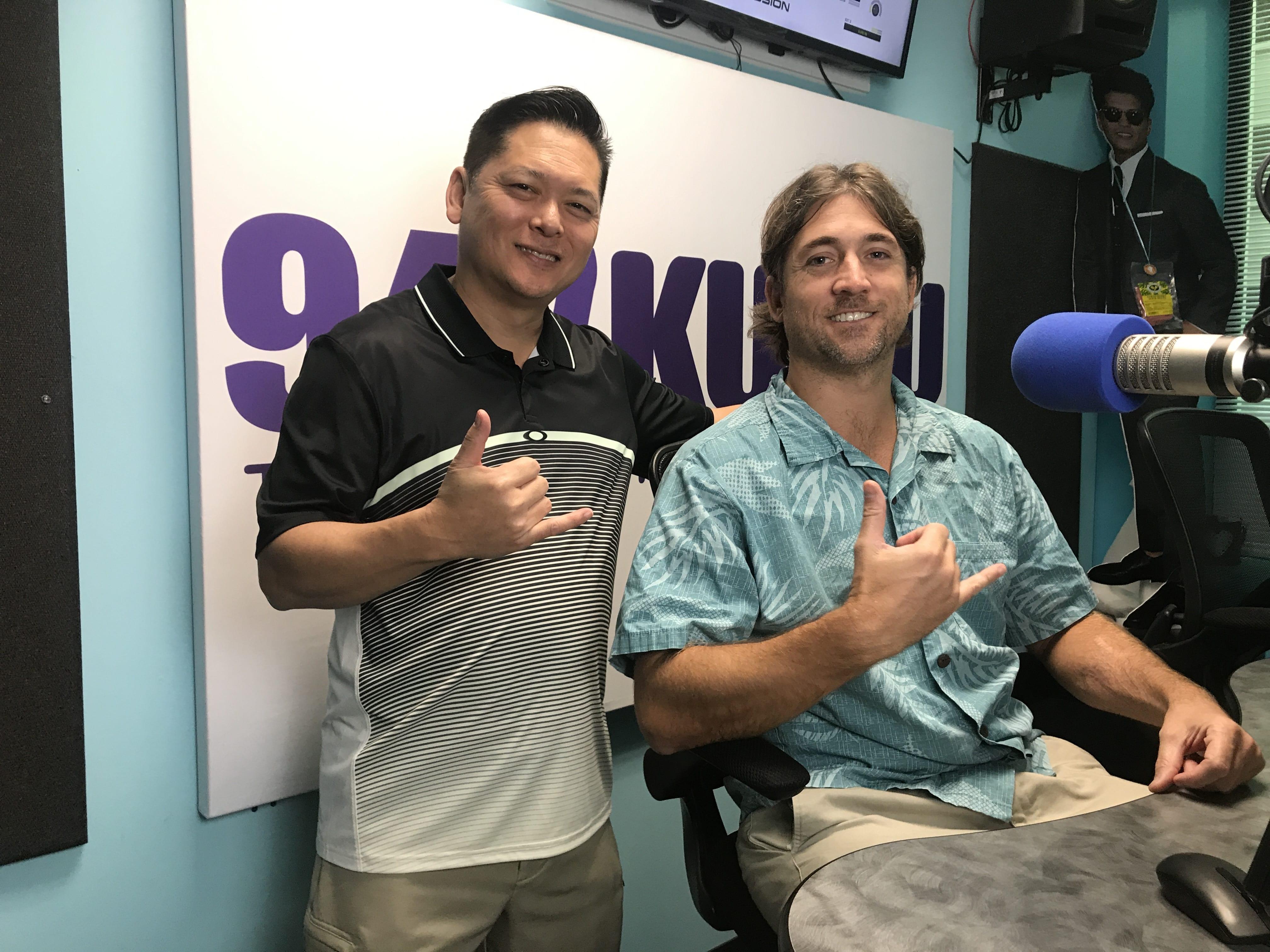 Hawaii Matters Host Devon Nekoba with Dr. Kevin Murphy, Podiatrist with Kaiser Permanente