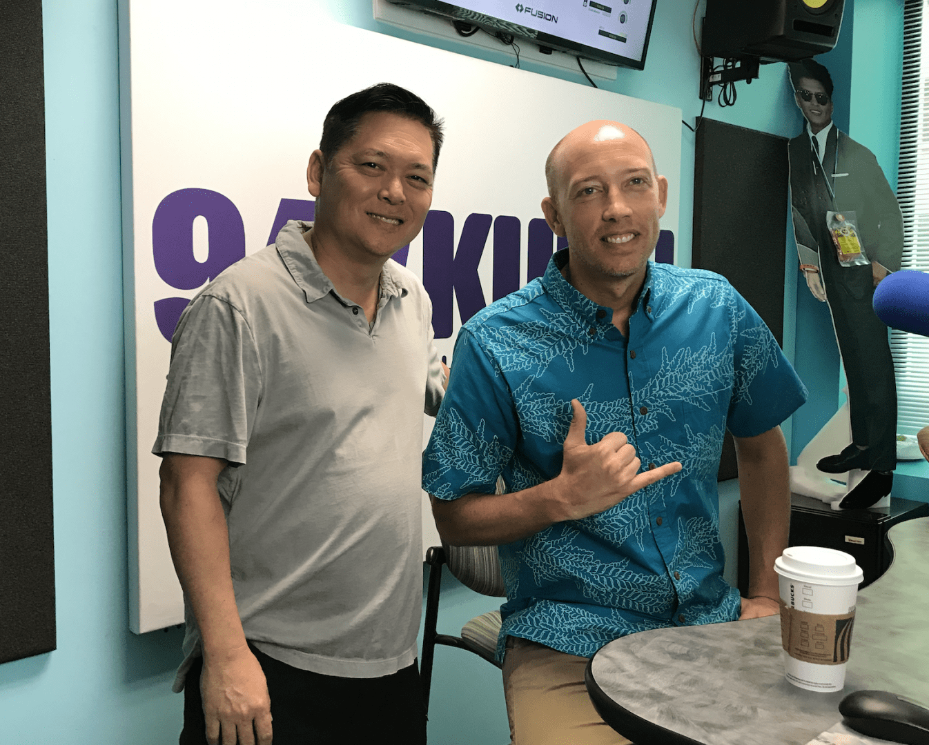 Hawaii Matters Host Devon Nekoba with Jacce Mikulanec, President and Executive Director Japanese Cultural of Hawaii